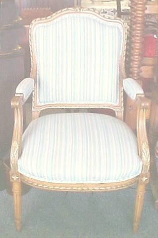 1930'S - 1940'S GOLD GUILD CHAIR