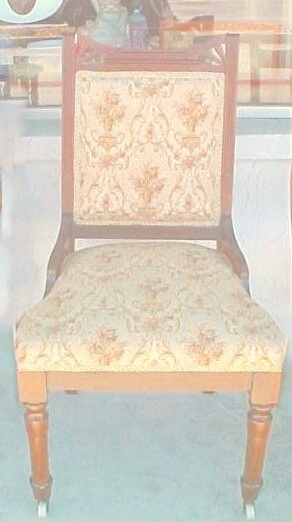 1880 EASTLAKE CHAIR