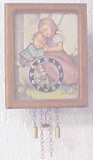 HUMMEL CLOCK
